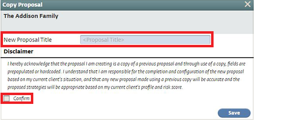 proposal over text